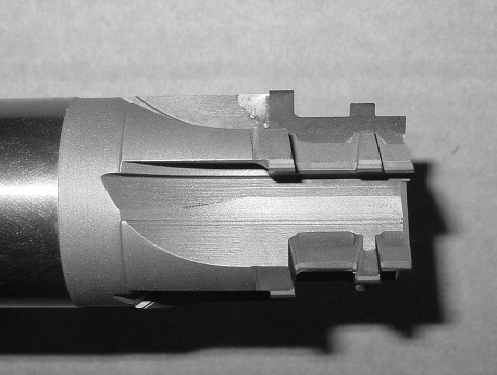 FRANKE WERKZEUG + SCHLEIFEREI PKD-Werkzeug PKD-Konturfräser zur Bearbeitung von Aluminium mit gelaserten Schneiden